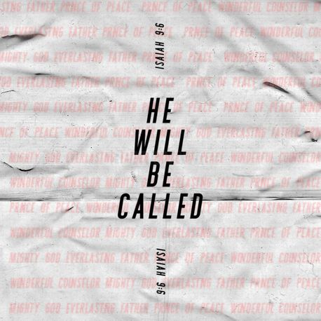 He Will Be Called (84821)