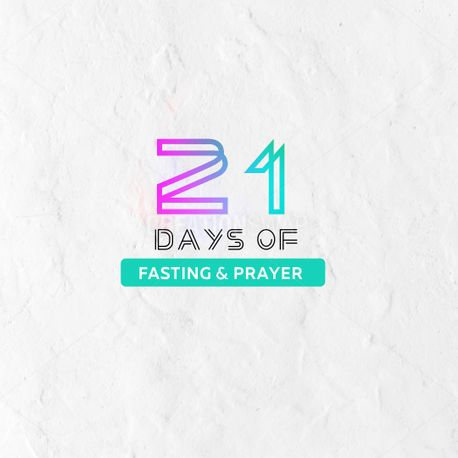 21 Days of Fasting and Prayer (85008)
