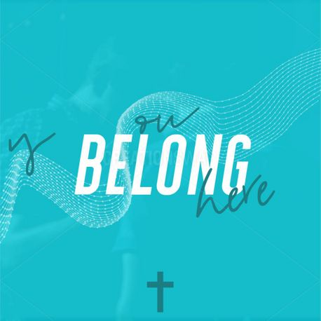 You Belong Here (85044)