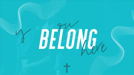 You Belong Here (85045)