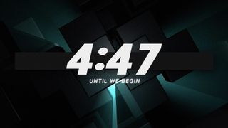 Mainframe Countdown