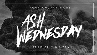 Ash Wednesday - 02