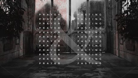 Prayer & Fasting (85166)