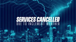 Services Cancelled Title