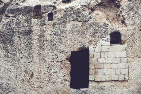 Garden Tomb Entrance (85250)