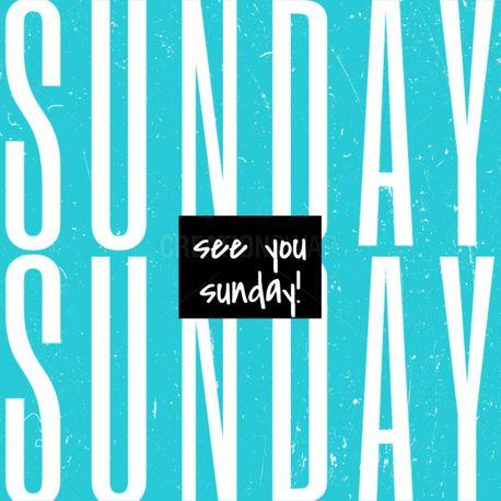 Sunday Invite (85381)