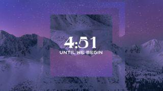 Purple Mountains Countdown