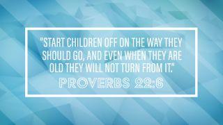 Baby Dedication Scripture