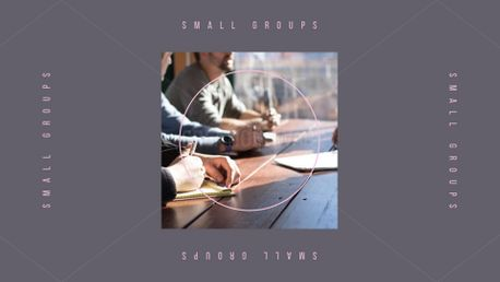 Small Groups (85631)