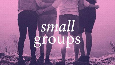 Small/Life Groups (85678)