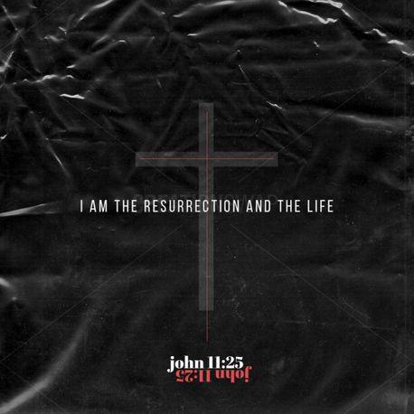 Resurrection and LIfe (85744)