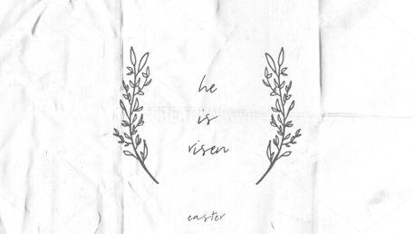 He's Risen (85751)
