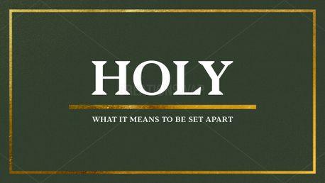 Holy Slide (85844)