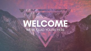 Yosemite Welcome