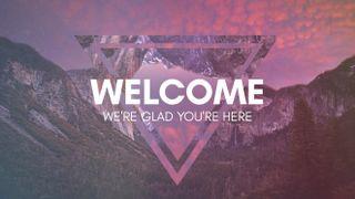 Yosemite Welcome
