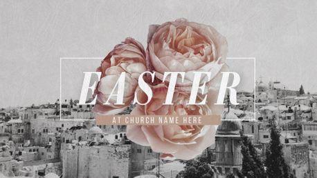 Easter in Jerusalem  (86033)