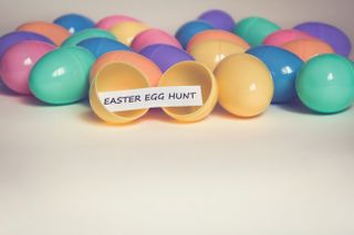 Easter Egg Hunt Announcement
