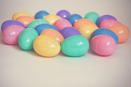 Pastel Easter Eggs (86042)