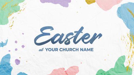 Easter 2020 Slide (86103)