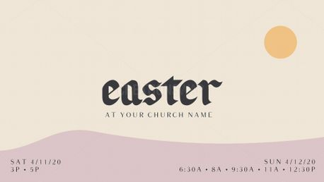 Easter 2020 (86134)