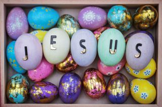 Jesus + Easter