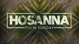 Hosanna (Palm Sunday) Pack