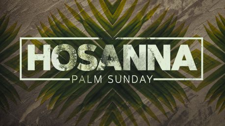 Hosanna (Palm Sunday) Pack (86288)