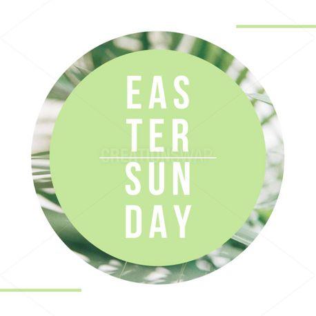 Easter Sunday (86351)
