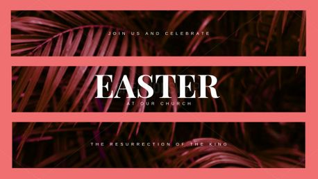 Easter Invite (86357)