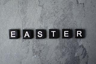 Easter on Slate