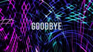 Glow Strings Goodbye