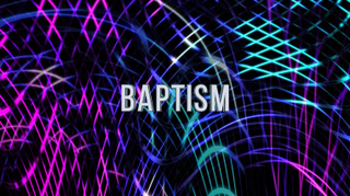 Glow Strings Baptism