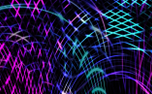 Glow Strings Background (86389)