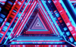 Triangular Animated Loop (86399)