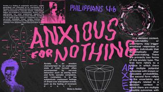 Anxious for Nothing Promo