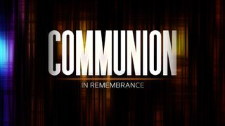 Alive (Communion)