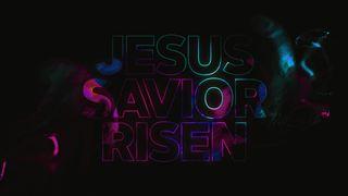 Jesus Savior Risen