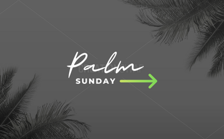 Palm Sunday (86652)