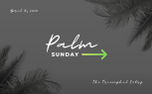 Palm Sunday (86654)