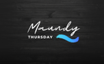 Maundy Thursday (86657)