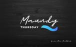 Maundy Thursday (86658)
