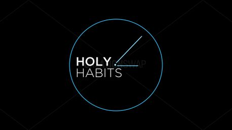 Holy Habits Series Graphic (86699)
