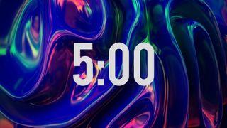 Aero Blob Countdown