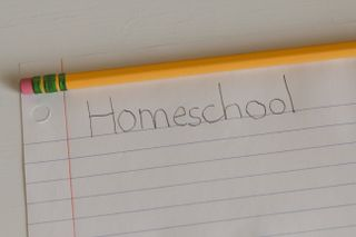 Homeschool Paper