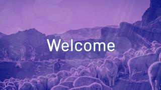 Shepherd Welcome