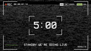 Livestream Camera HUD