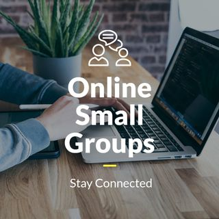 Online Groups Social Graphic