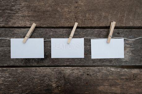 Three Notecards Message (87112)