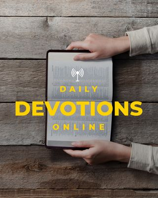 Daily Devotions Online