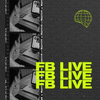 Facebook Live Promo Social